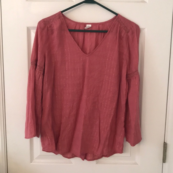 Old Navy Tops - 3/4 sleeve shirt